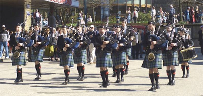 The Murray Pipes & Drums (of Gothenburg)